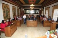 NEVŞEHİR BELEDİYESİ - Nevşehir Belediyesi Ekim Ayı Meclis Toplantısı Yapıldı