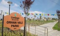 ORHAN VELI - Orhan Veli Çankaya'da Ölümsüzleşti