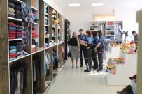 TOPLUM DESTEKLI POLISLIK - Polis Merkezinde 'Polis Pazarı' Açıldı