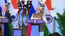 UZAY MEKİĞİ - Putin'den Hindistan İle Askeri İş Birliği Vurgusu