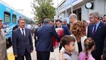 CELAL BAYAR - Sosyal Kooperatifler Eğitim Ve Tanıtım Treni Manisa'da