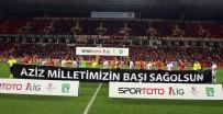ESKIŞEHIRSPOR - Spor Toto 1. Lig Açıklaması Eskişehirspor Açıklaması 0 - Hatayspor Açıklaması 3