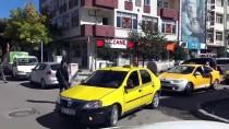 KAFKAS ÜNİVERSİTESİ - Taksicilerden Terör Saldırısına Tepki