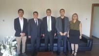 ORHAN AYDIN - Tarsus Üniversitesi İle AKİB Arasında Protokol İmzalandı