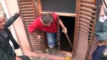 Trabzon'daki Şiddetli Sağanak