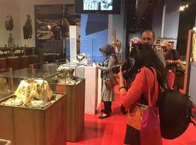 Usta fotoğrafçılar müzelere hayran kaldı