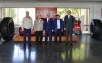 MUSTAFA ÖZCAN - Vali Akın, 'Petlas A.Ş. Ülkemiz Ve Kırşehir Ekonomisine Katkı Sunuyor'