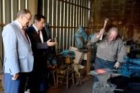 MUSTAFA MASATLı - Vali Küçük'tensuuçtu'ya Elektrik Müjdesi