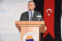 SINOP VALISI - Vali Şakalar Açıklaması 'Malazgirt'ten 14 Yıl Sonra Sinop'a Gelmişiz'