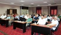 ALİ ALKAN - Zeytinyağı Sektörü Nizip Ticaret Odası'nda Toplandı