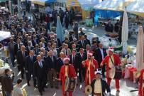 27. Kaman Ceviz Festivali Açılışı Yapıldı