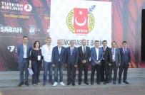 AHMET DEMİR - AGC Seçimlerinde Mevlüt Yeni Güven Tazeledi