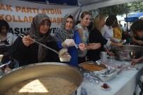 KERMES - AK Parti'li Kadınlardan 2 Bin Kişilik Aşure Hayrı