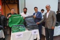 TREN İSTASYONU - Amatör Spor Kulüplerine Osmangazi Desteği