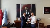 ERMENI - Asimder Başkanı Gülbey, Bağca'yı Ziyaret Etti