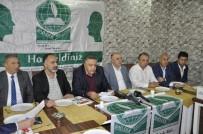 BÜROKRATİK OLİGARŞİ - BAD-DER AK Parti Diyarbakır Seçim Analiz Raporu Hazırladı