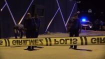 GÜZELYALı - Bar Önündeki Silahlı Saldırıda Vale Yaralandı