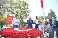BABA OCAĞI - Başkan Kafaoğlu'ndan Şehit Ailesine Taziye Ziyareti