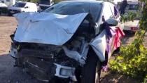 Bursa'da Trafik Kazası Açıklaması 4 Ölü, 5 Yaralı
