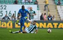 ALİHAN - Bursaspor Tek Golle Kazandı
