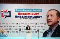 MANIPÜLASYON - Cumhurbaşkanı Erdoğan, 'Türkiye'de Kriz Yok'