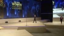 FARUK ECZACıBAŞı - Eczacıbaşı'nda 2018 Kadın Ve Spor Dünya Ödülü Sevinci