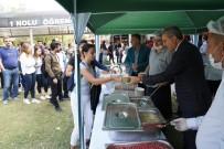 MUHARREM AYI - Ege Üniversitesi'nden Öğrencilere Aşure İkramı