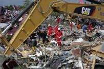 FELAKET - Endonezya'da Deprem Ve Tsunamiden Ölenlerin Sayısı Bin 649 Yükseldi