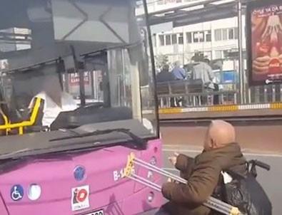 Engelli vatandaşı otobüse almayan şoförün sertifikası iptal edildi