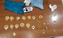 Erzincan'da Kuyumcu Soyan Hırsızlar Yakalandı