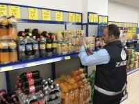 Erzincan'da Zabıta Ekiplerinden Denetim