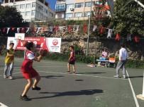 FATİH BELEDİYESİ - Fatih'te Gençler 3X3 Sokak Basketbolu Turnuvası'nda Buluştu