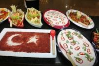 NİHAT ÇİFTÇİ - Festivalde 36 Çeşit İsot Yemeği Sunumu