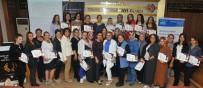 KADIN GİRİŞİMCİ - Girişimci Kadınlar Sertifikalarını Aldı