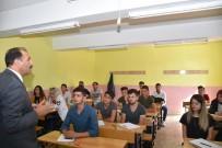 Halk Eğitim Merkezinde Destekleme Kursları Başladı