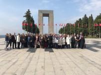 YAHYA ÇAVUŞ - İnönü Belediyesi Kültür Turları Çanakkale Gezisi İle Devam Ediyor