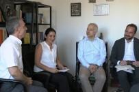 İsviçre Büyükelçiliği Maslahatgüzarı Diyarbakır'da