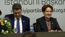 İSTANBUL İL BAŞKANLIĞI - İYİ Parti İl Başkanlığında Devir-Teslim Töreni
