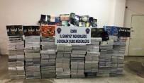 KORSAN KİTAP - İzmir'de 500 Milyon Liralık Korsan Kitap Ele Geçirildi