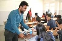 Kaman İlçesi Gençlik Liderlerinden 'Çaya Geliyoruz' Projesi