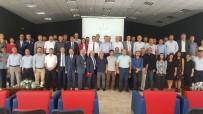 TURAN ERDOĞAN - Kaş'ta Eğitim Değerlendirme Toplantısı