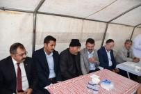 Kırıkkale Protokolü, Şehit Ailesinin Acısını Paylaştı