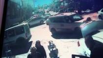Kontrolden Çıkan Otomobil 7 Araca Çarptı Açıklaması 3 Yaralı