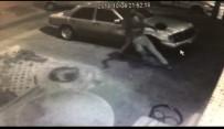 MASAJ - Polis Baskın Yapınca 2. Kattan Atlayıp Kaçtılar