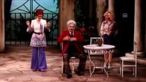 MURAT YILMAZ - SAMDOB, 'İl Signor Bruschino' Operasını Sahneledi