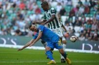 ALİHAN - Spor Toto Süper Lig Açıklaması Bursaspor Açıklaması 1 - Ankaragücü Açıklaması 0 (İlk Yarı)