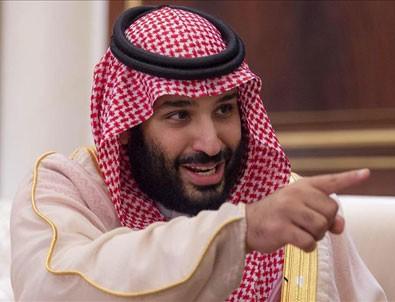 Muhammed bin Selman: ABD'den aldığımız silahların parasını ödedik