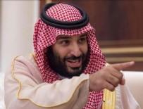 ALMANYA DIŞİŞLERİ BAKANI - Muhammed bin Selman: ABD'den aldığımız silahların parasını ödedik