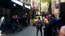 GALATASARAY LISESI - Taksim'de İzinsiz Gösteri