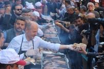 FATİH BELEDİYESİ - Tarihi Yarımada Balık Festivali Başladı